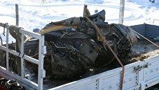 Названа официальная версия крушения Ан-148 под Москвой