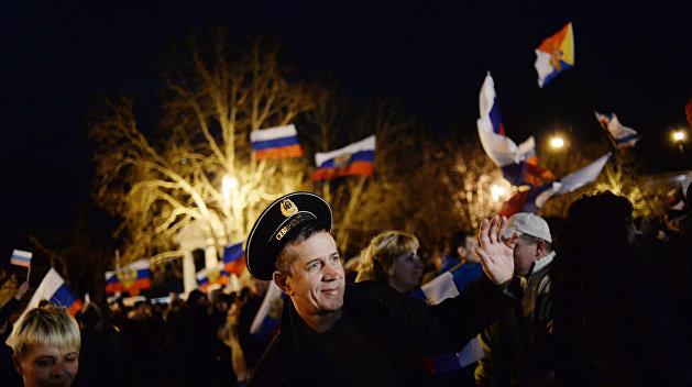 Политолог: В Крыму на сторону России первым перешел офицерский состав