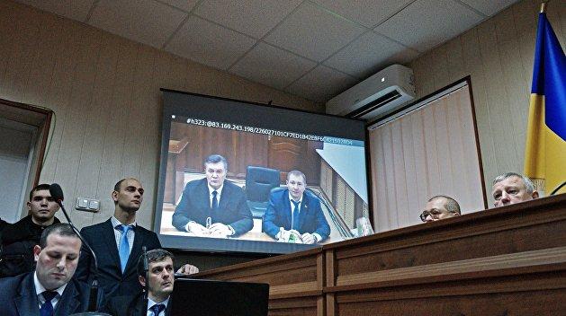 Суд в Киеве не стал вызывать на допрос президента ФРГ