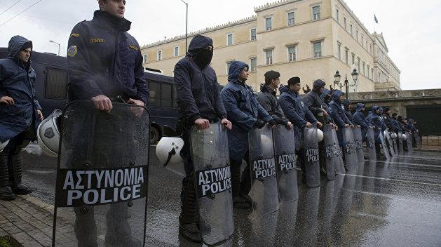 Греческие антифашисты наказали фанатов киевского «Динамо» за их нацистские взгляды
