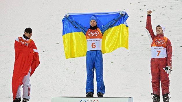 Ярославский фристайлист Илья Буров завоевал бронзу Олимпиады влыжной акробатике