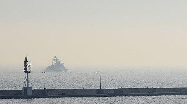 Танзанийское судно Sky Moon, зашедшее вКрым, передадут армии ВСУ