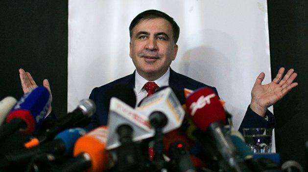 Внешнее управление: Украинские прокуроры закрыли дело против Саакашвили