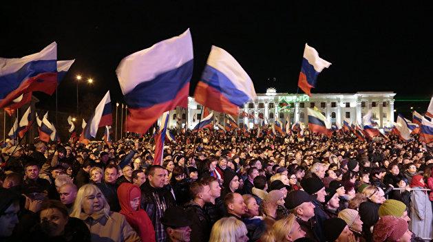 Почему власти Украины отказались от Крыма и что им за это будет