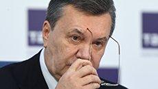 Янукович просил Путина ввести полицейскую миротворческую миссию