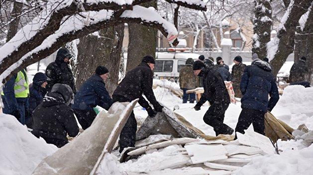 Саакашвили призвал жителей организовать всеукраинский марш 18марта