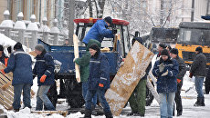 Весна идет: На Украине начинается потепление