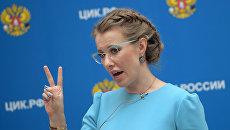 Собчак рассказала Климкину, кто из них действует в интересах Путина