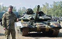 Порошенко озвучил план кровавой зачистки Донбасса после ввода миротворцев ООН