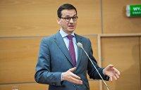 Премьер-министр Польши назвал регион Украины, откуда приехало большинство мигрантов