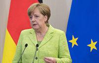 Меркель ждет, что после выборов в России настанет прогресс в реализации Минских соглашений
