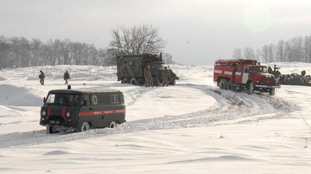 Печка-убийца: Один солдат погиб, еще семеро получили ожоги на полигоне в Николаевской области