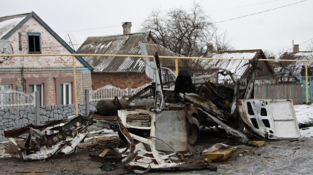 Пушилин не ждет окончания конфликта в Донбассе в этом году