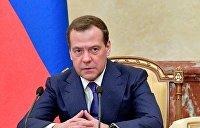 Путин рассказал, почему выбрал Медведева
