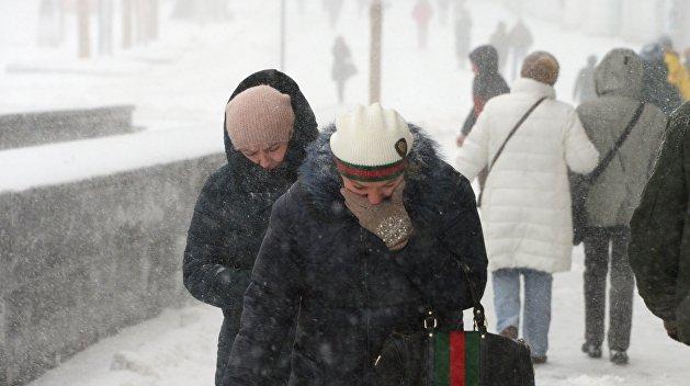 Март будет лютым: На Украину идут арктические морозы