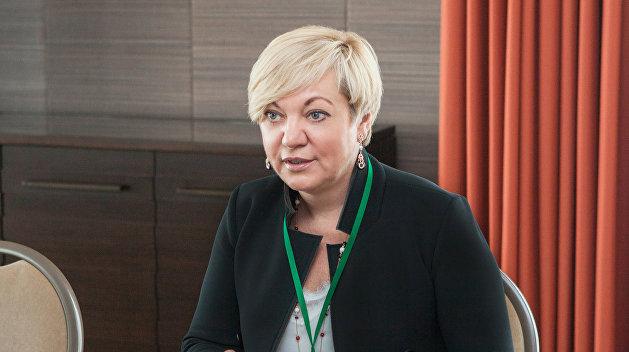 Депутат Денисенко: Чем быстрее уволят Гонтареву, тем лучше