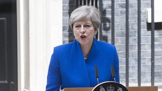Британский премьер заявила о прекращении контактов с РФ