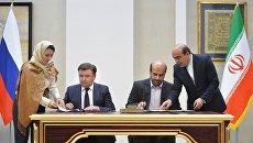 Россия получила право добывать иранскую нефть