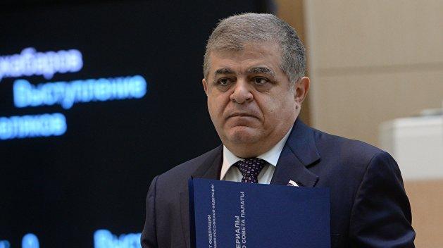Джабаров: Обвинения СБУ против Вышинского сфабрикованы для создания «обменного фонда»