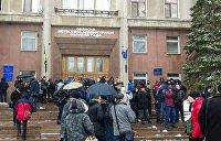 В Николаеве требуют отставки губеранатора из-за самоубийства украинского летчика Волошина