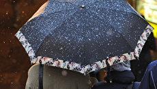 По Тютчеву: Начало мая принесло на Украину дожди и грозы