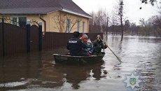 Укргидрометцентр предупредил о предстоящем потопе