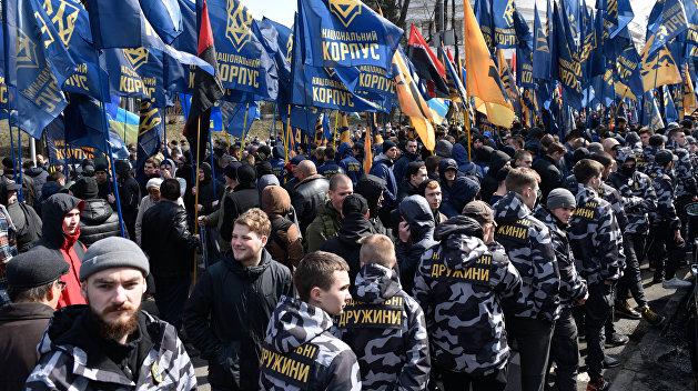 Право на беззаконие: «азовцы» объявили, что у государства нет монополии на насилие