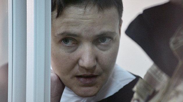 Знакомство Савченко с полиграфом отложено до лучших времен