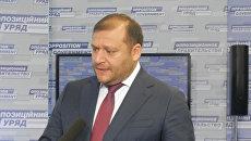Добкин выступит свидетелем по делу Януковича