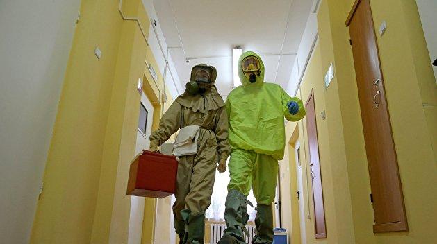 АТОшник попросил у Трампа расследовать случаи применения химического оружия против жителей Донбасса