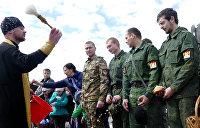 Донбасс: Пятая военная Пасха