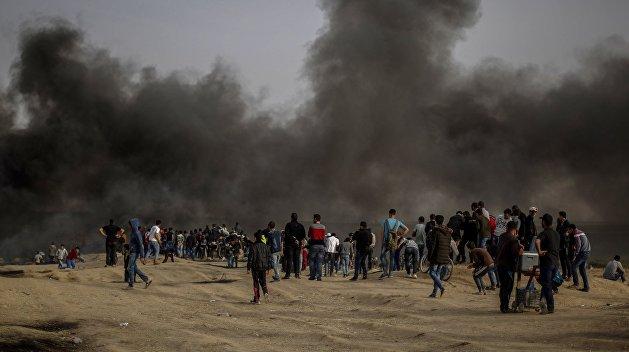 Совбез ООН проведет экстренное заседание по поводу столкновений в Секторе Газа