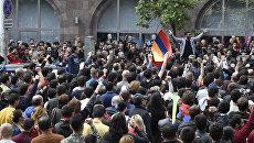Из Армении с майданом
