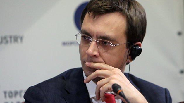 Омелян выставил счет России за Крымский мост
