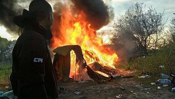 Ксенофобия на марше: на Украине возрождаются погромные практики