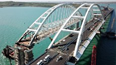 «Раздвоение мировоззрения»: как в России ответили на планы депутата Рады отобрать Крымский мост — RT