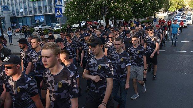 Владимир Чемерис: Украинская власть использует ультраправых для подавления социальных протестов