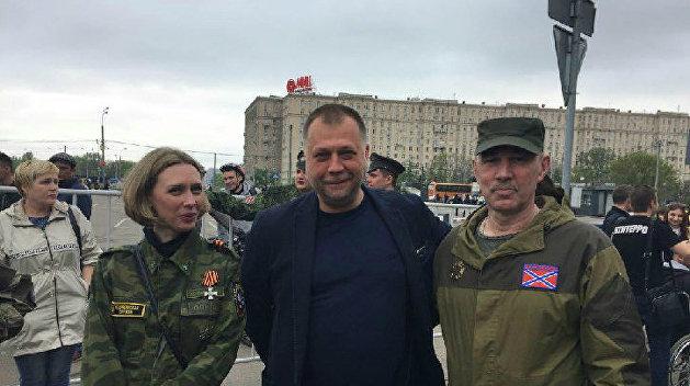 Александр Бородай стал почётным гражданином Донецкой Народной Республики