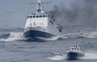 Крымские пограничники схлестнулись с пиратами Азовского моря