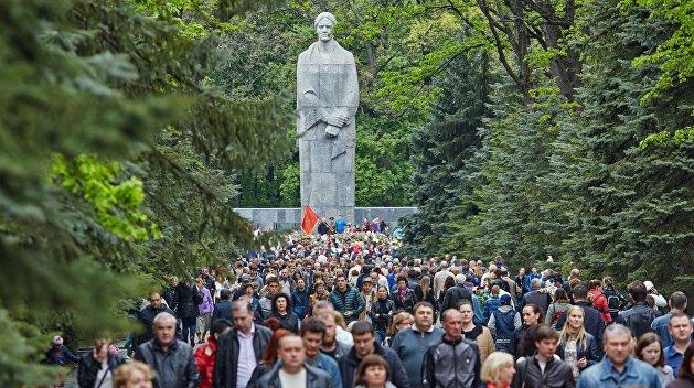 ВХарьковской области пройдет выставка военной техники
