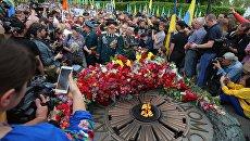 День Победы в Украине: торжества назло власти