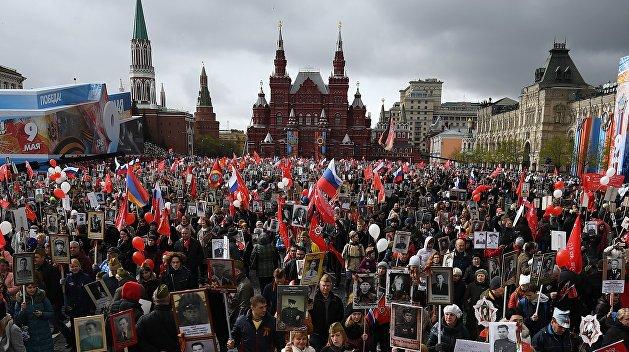 Спецслужбы предотвратили теракт на акции «Бессмертный полк» в Москве