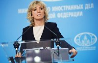 Захарова рассказала, как ветеран АТО угрожал российскому дипломату в ООН