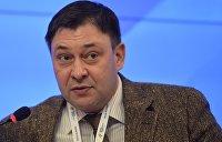 В Киеве проводятся следственные действия с задержанным журналистом РИА Новости Украина