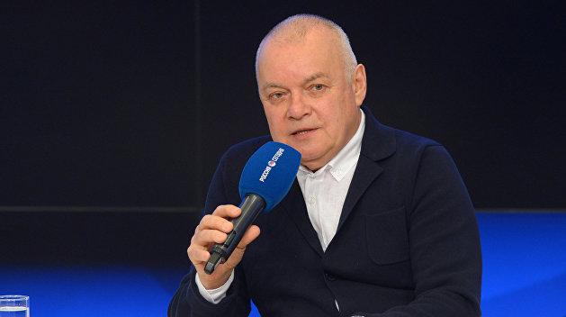 Киселев: Украинские власти должны немедленно освободить журналиста РИА Новости Украина