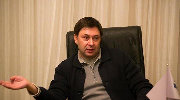 Пляски перед Волкером или месть за Крымский мост: соцсети о задержании Вышинского