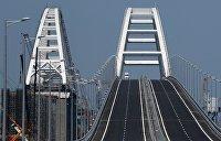 Ищенко: Крымский мост обеспечит развитие экономики и безопасность
