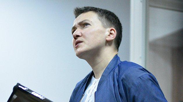 Суд продлил арест Савченко до 13 июля