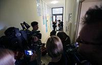 Глава представительства РИА Новости на Украине Бородин не выходит на связь