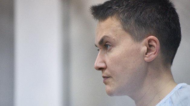 Савченко подала жалобу в Конституционный суд Украины